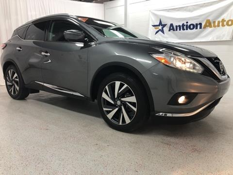 2016 Nissan Murano for sale in Bountiful, UT