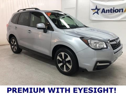 2017 Subaru Forester for sale in Bountiful, UT