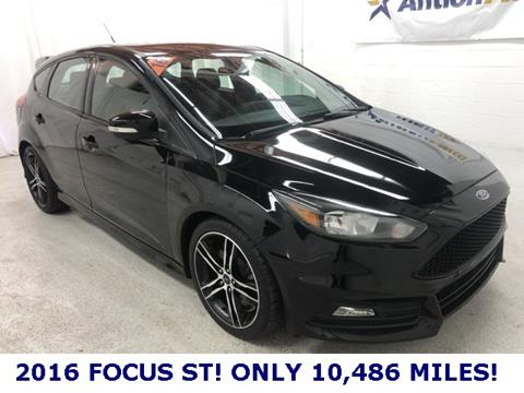 2016 Ford Focus for sale in Bountiful, UT