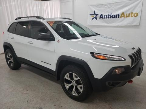 2015 Jeep Cherokee for sale in Bountiful, UT