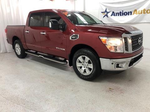2017 Nissan Titan for sale in Bountiful, UT