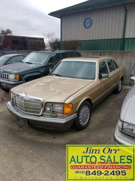1986 Mercedes-Benz 420-Class for sale in Mitchell, IN