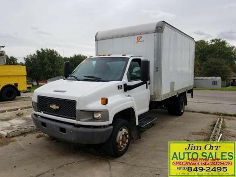2008 Chevrolet C5500 for sale in Mitchell, IN