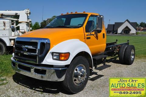 2004 Ford F-650 Super Duty for sale in Mitchell, IN
