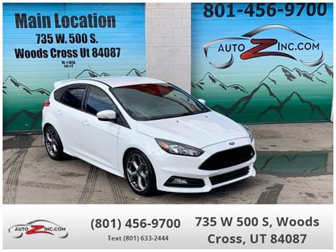 2016 Ford Focus for sale in Woods Cross, UT