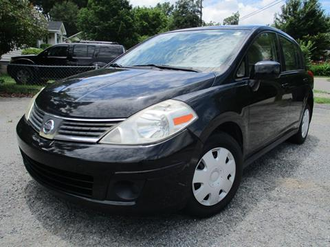 2007 Nissan Versa for sale in Rome, GA