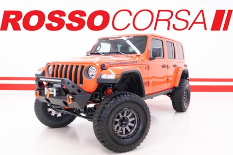 2019 Jeep Wrangler Unlimited for sale in Laguna Hills, CA