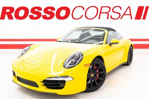 2016 Porsche 911 for sale in Laguna Hills, CA