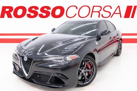 2017 Alfa Romeo Giulia Quadrifoglio for sale in Laguna Hills, CA
