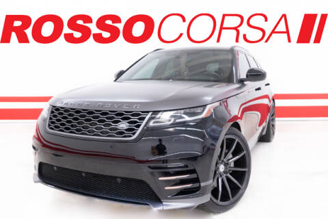2018 Land Rover Range Rover Velar P380 R-Dynamic SE for sale at Rosso Corsa in Costa Mesa CA