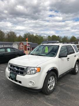 2010 Ford Escape For Sale >> Ford Escape For Sale In Searsport Me Greg S Auto Sales