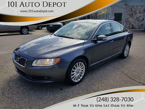 2008 Volvo S80 for sale in Holly, MI