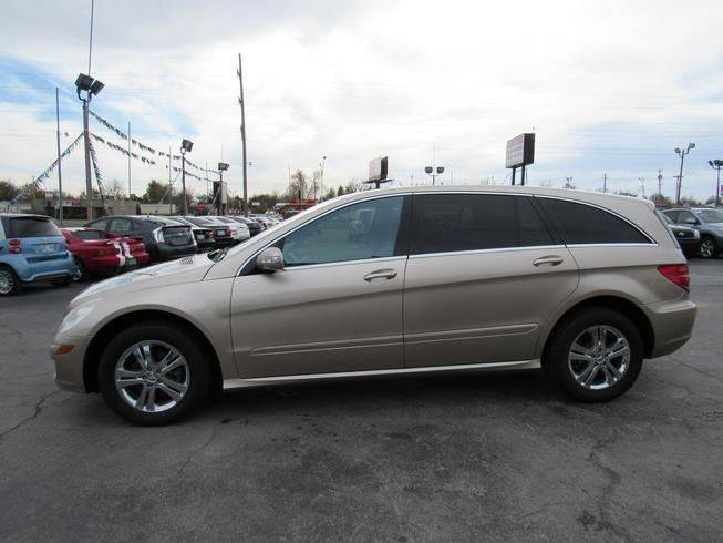 2007 Mercedes Benz R Class For Sale At United Auto Sales In Oklahoma City