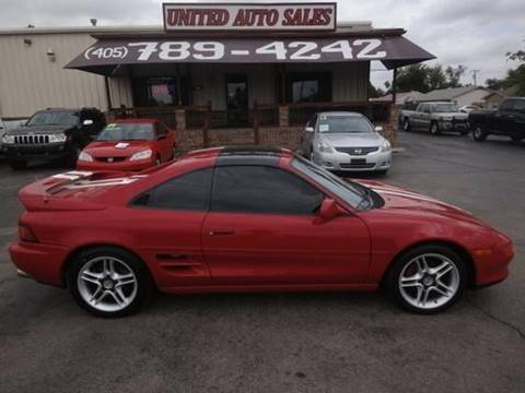 1991 toyota mr2 for sale carsforsale com rh carsforsale com 1992 Toyota Supra Right Hand Steer 1992 Toyota Supra