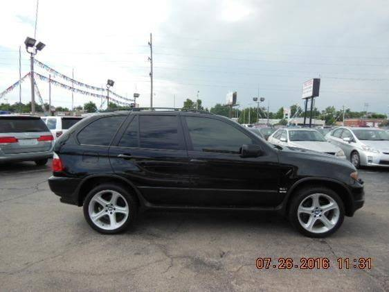 2005 BMW X5 3.0i In Oklahoma City OK - United Auto Sales