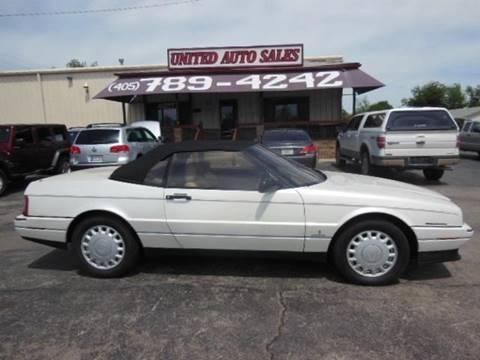 Cadillac Allante For Sale In Foxboro Ma Carsforsale Com