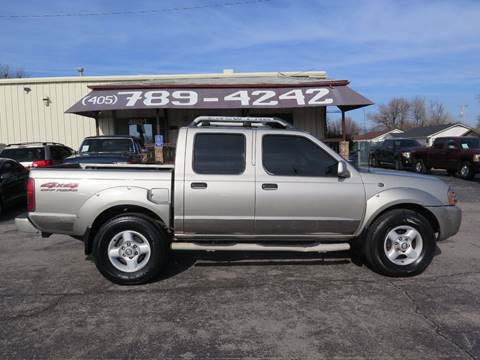 2001 Nissan Frontier for sale in Oklahoma City, OK