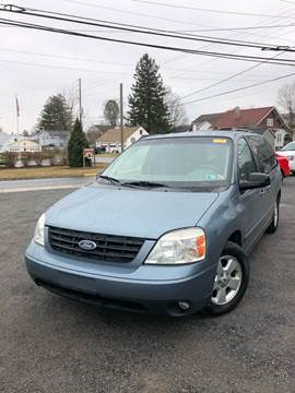 2005 Ford Freestar SES for sale at Bing's Auto LLC in Mifflinburg PA