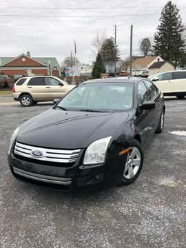 2008 Ford Fusion I4 SE for sale at Bing's Auto LLC in Mifflinburg PA