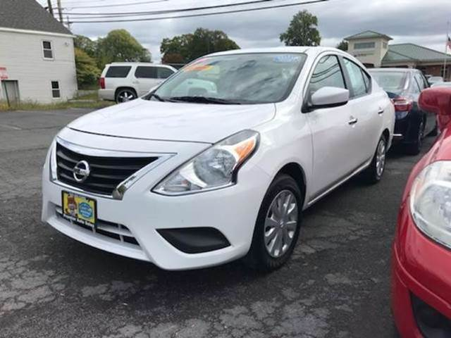 2017 Nissan Versa 1.6 SV In New Windsor NY - Drive Right Auto Sales