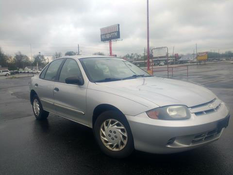 2004 Chevrolet Cavalier for sale at Speedy Auto Sales in Indianapolis IN
