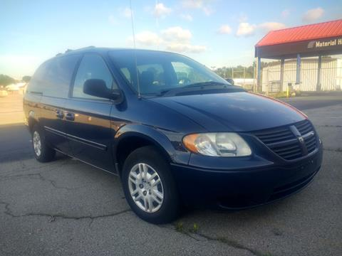 2005 Dodge Grand Caravan for sale at Speedy Auto Sales in Indianapolis IN