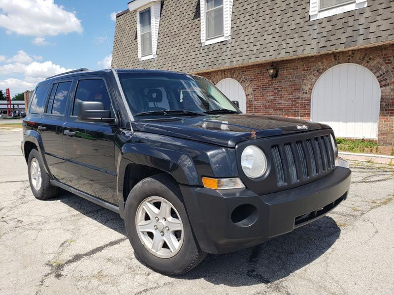2008 Jeep Patriot For Sale At Speedy Auto Sales In Indianapolis IN