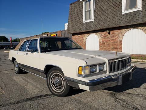 1991 Mercury Grand Marquis for sale at Speedy Auto Sales in Indianapolis IN