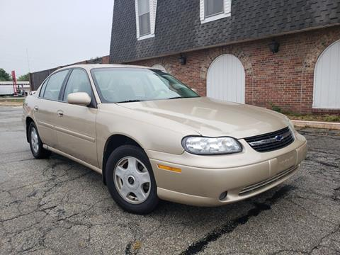 2001 Chevrolet Malibu for sale at Speedy Auto Sales in Indianapolis IN