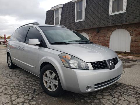2004 Nissan Quest for sale at Speedy Auto Sales in Indianapolis IN