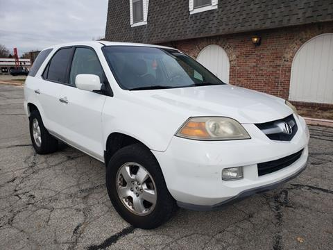 2005 Acura MDX for sale at Speedy Auto Sales in Indianapolis IN