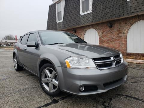 2012 Dodge Avenger for sale at Speedy Auto Sales in Indianapolis IN