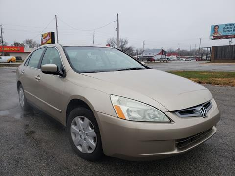2004 Honda Accord for sale at Speedy Auto Sales in Indianapolis IN