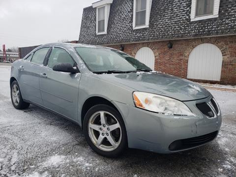 2007 Pontiac G6 for sale at Speedy Auto Sales in Indianapolis IN
