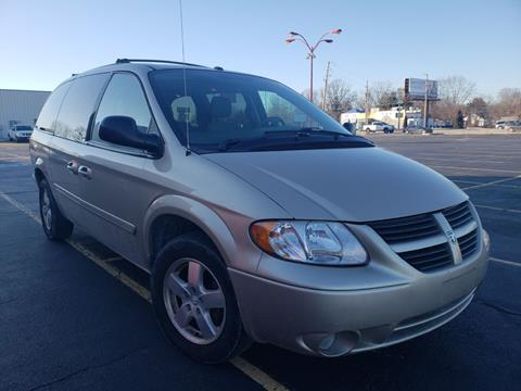 2007 Dodge Grand Caravan for sale at Speedy Auto Sales in Indianapolis IN