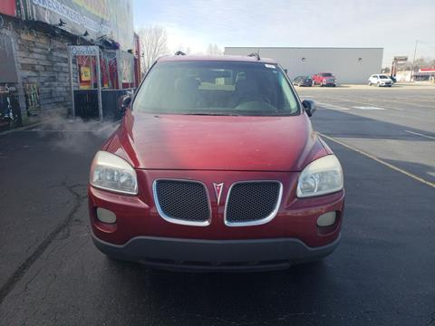 2005 Pontiac Montana SV6 for sale at Speedy Auto Sales in Indianapolis IN