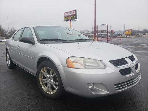 2006 Dodge Stratus for sale at Speedy Auto Sales in Indianapolis IN
