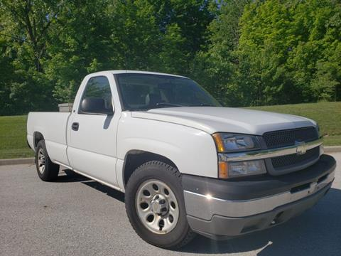2005 Chevrolet Silverado 1500 for sale at Speedy Auto Sales in Indianapolis IN