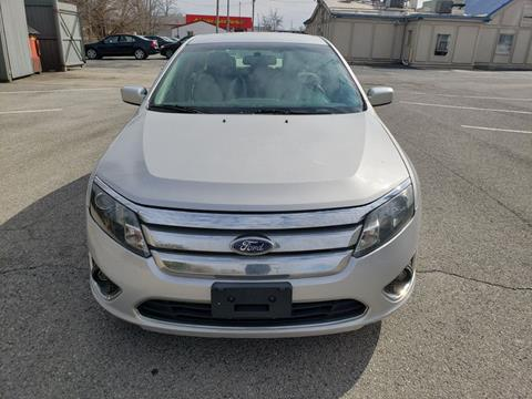 2010 Ford Fusion for sale at Speedy Auto Sales in Indianapolis IN