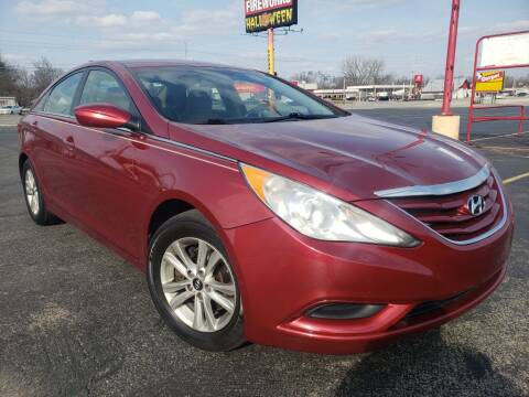 2012 Hyundai Sonata for sale at Speedy Auto Sales in Indianapolis IN