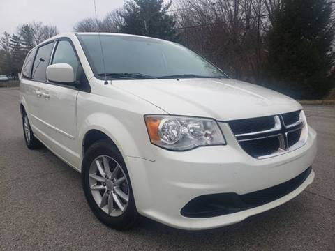 2013 Dodge Grand Caravan for sale at Speedy Auto Sales in Indianapolis IN