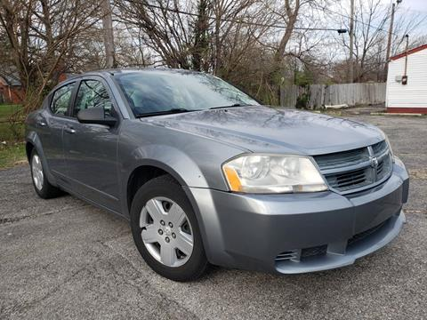 2008 Dodge Avenger for sale at Speedy Auto Sales in Indianapolis IN