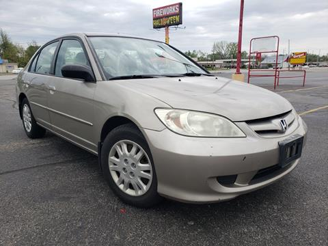 2004 Honda Civic for sale at Speedy Auto Sales in Indianapolis IN