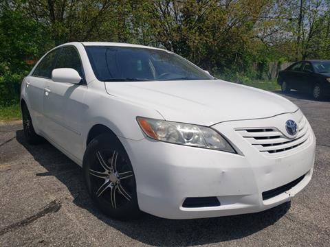 2008 Toyota Camry for sale at Speedy Auto Sales in Indianapolis IN