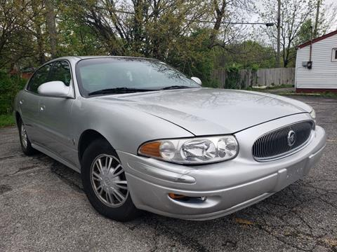 2003 Buick LeSabre for sale at Speedy Auto Sales in Indianapolis IN