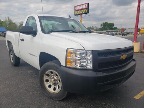 2007 Chevrolet Silverado 1500 for sale at Speedy Auto Sales in Indianapolis IN