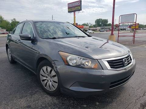 2010 Honda Accord for sale at Speedy Auto Sales in Indianapolis IN
