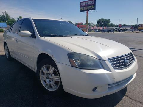 2005 Nissan Altima for sale at Speedy Auto Sales in Indianapolis IN