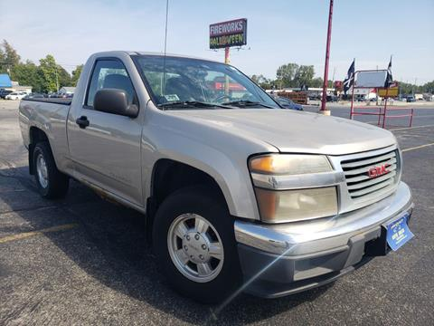 2005 GMC Canyon for sale at speedy auto sales in Indianapolis IN