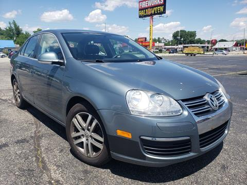 2006 Volkswagen Jetta for sale at Speedy Auto Sales in Indianapolis IN